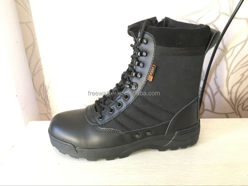 good quality police tactical boots