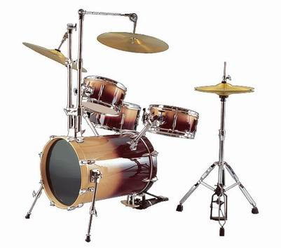 SN-4002 Electric Drum Set , Maple Drum Set