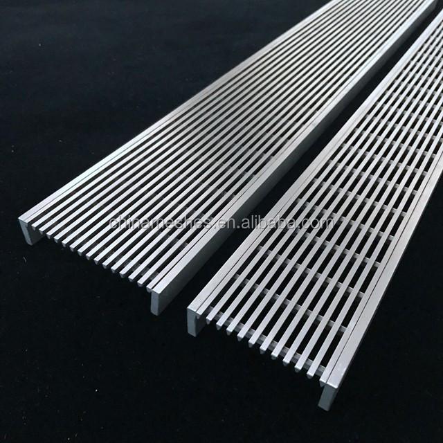 Lantai Panjang Pancuran Stainless Steel