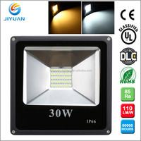 300W rgb 110 volt garden led flood light with dimming control