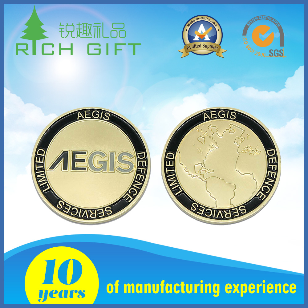 Factory direct sale metal brass stamped technique replica 2 pound coins for art collectible