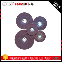 Competitive Price 4.5 Inch Grinder Disk Glass Grinding Abrasive Wheel