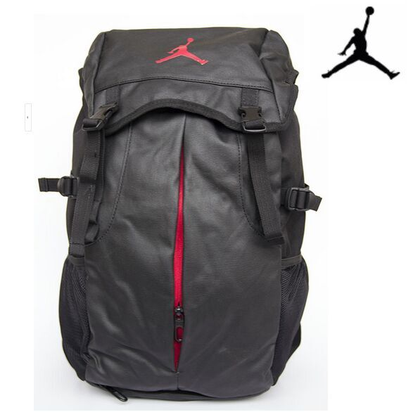 Black And Grey Jordan Backpack  d056b5d75cf57