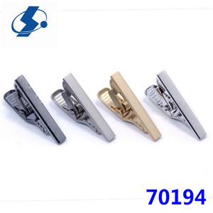 Fad And Nobleness Cheap Clip Pin Color Tie Clips