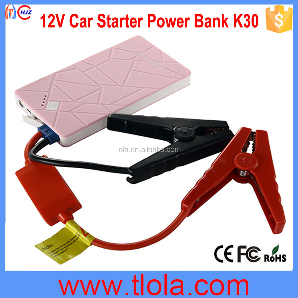 Emergency Car Battery Charger Carpow Mini Jump Starter for 12V <strong>Auto</strong>