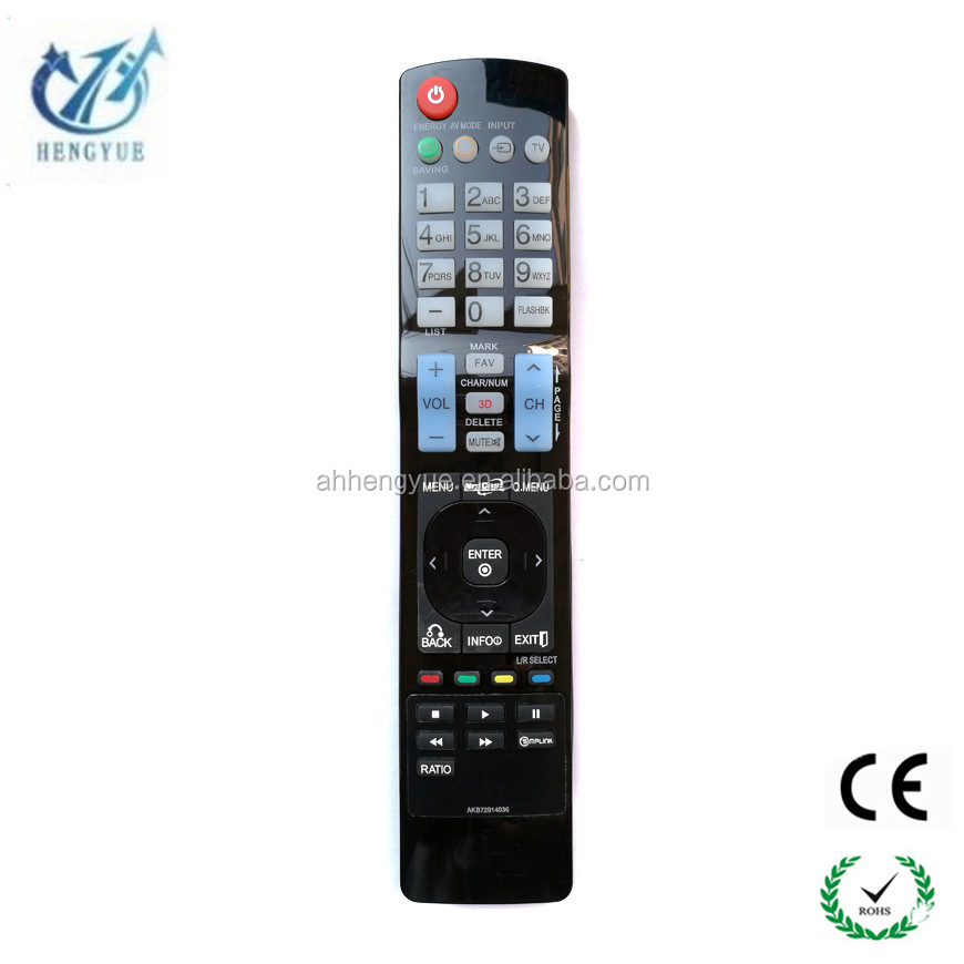 Retail switch remote control suitable for lg tv AKB72914036 AKB73615312 AKB72914218 AKB72914216 фото