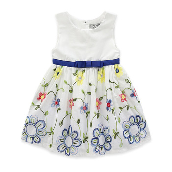 Hand Embroidery Patterns Designs Baby Girl Dress For O 4 Year Old