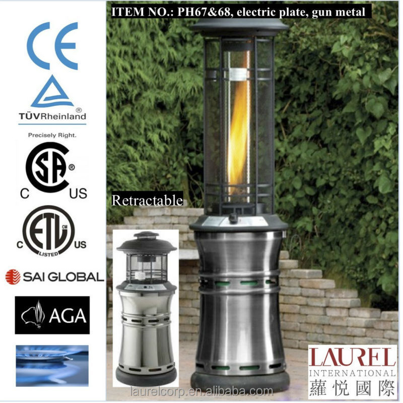 Inferno series flame gas patio heater & Inferno Series Flame Gas Patio Heater - Buy Radiant Flame Gas Patio ...