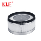 Round H14 Hepa air filter for medical equipment