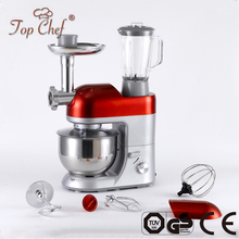 Excellent quality low price 800 W 5L 6 Speed baby food hand food mixer