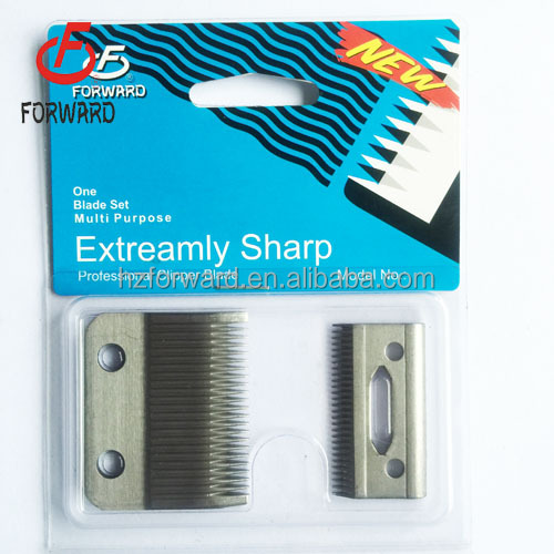 High Quality Stainless Steel Hair Shaving Blade Hair Clipper Blade For Wholesale