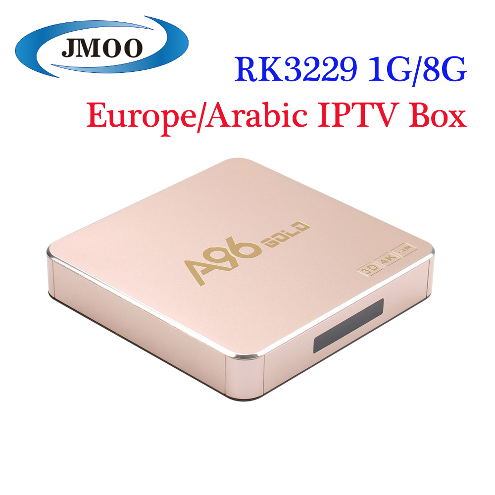 1300+ live Europe channels 2000+ VOD movies,1year QHDTV Arabic IPTV channels subscription Sports IT DE French <strong>STB</strong> A96Gold tv <strong>box</strong>