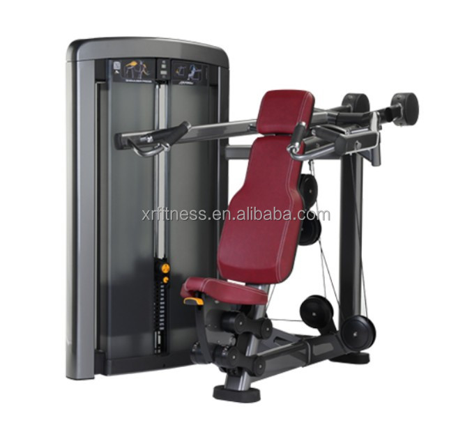 Mais recente vida fitness / equipamentos de ginástica nomes / Shoulder Press / China wholesale