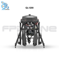 Professional QL-1200 Hybrid Engine Waterproof Rescue Drone In Cold Weather With Thermal Camera
