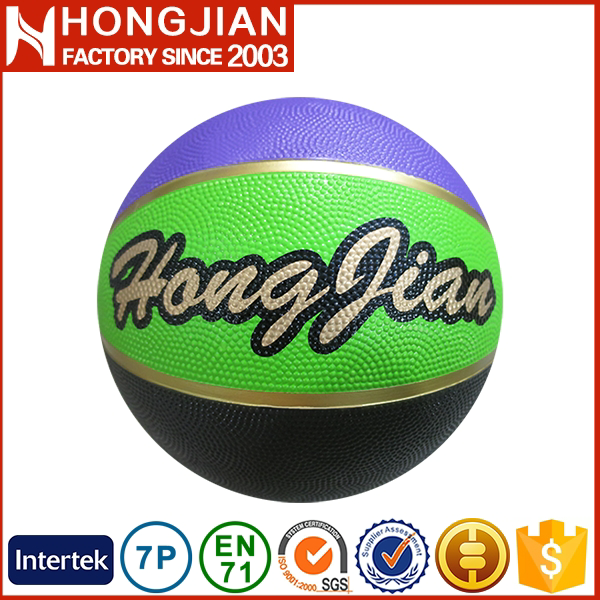 HB010 top level indoor rubber basketball winsell
