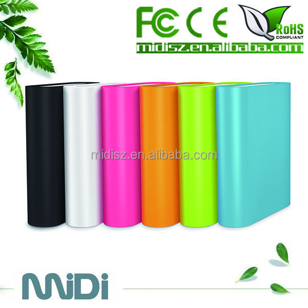 China CE ROHS power bank purse,smartphone battery charger in Shenzhen Ricom