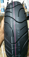 TUBELESS MOTORCYCLE TIRE 110/70-12 120/70-12 130/70-12 80/90-10 100/90-10