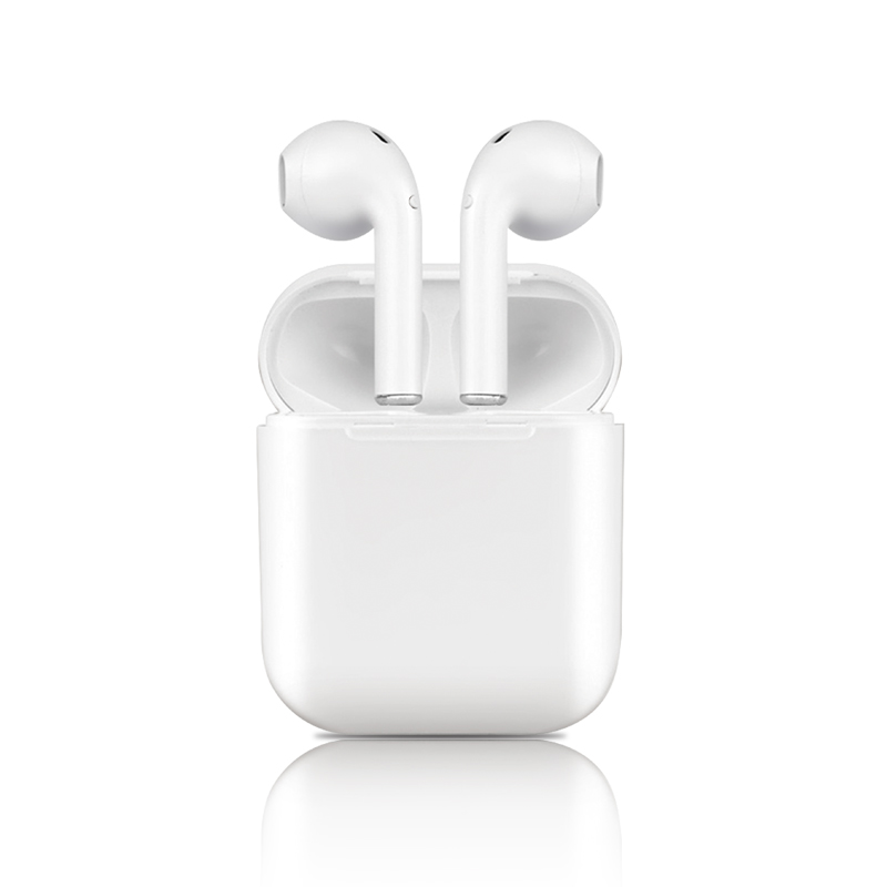 Tws wireless earphone,business earphone mini earphone parts ,cheap BT earphone with charging case for Iphone and Adroid