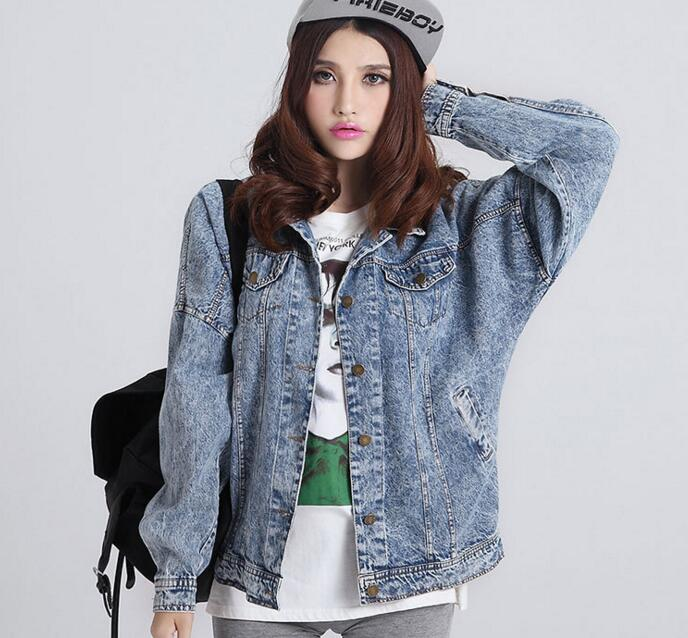 Z82507B woman denim jacket wholesale women clothing lady jeans jacket for women apparel