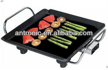 ANTRONIC Electric Portable Tabletop Teppanyaki Grill (ATC G5)