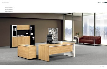 Modern Office Furniture Luxury Office Manager Desk Boss Table ...