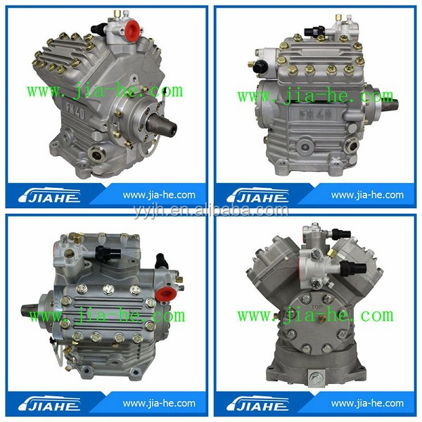 China Supplier Portable Car Air Compressor Of Bock Fk40 Bus 655k ...