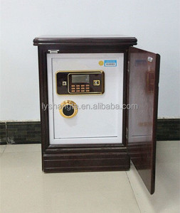 Hotel / home furniture storage two key jewellery safe box
