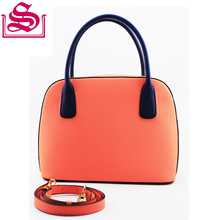 Factory 2018 Fashion Handbag Italian Trend Brand Handbags Faux Leather Tote Handbag