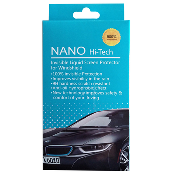 Hydrophobic Anti-scratch and Oleophobic diamond 9H for car glass Nano ceramic coating - OEM & DEM available