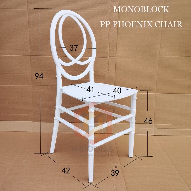 PP Chair Phoenix Size