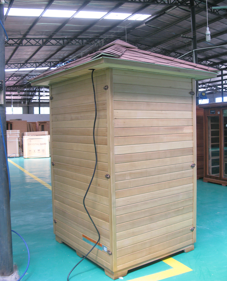 Sauna hidden cam