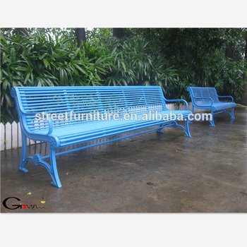 Peachy Gavin Powder Coated Metal Outdoor Long Garden Bench Chair Buy Long Bench Chair Gavin Outdoor Bench Outdoor Long Bench Product On Alibaba Com Ocoug Best Dining Table And Chair Ideas Images Ocougorg