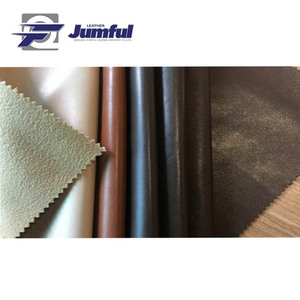 excellent quality italy leather leatherette pu faux leather fabric for shoes