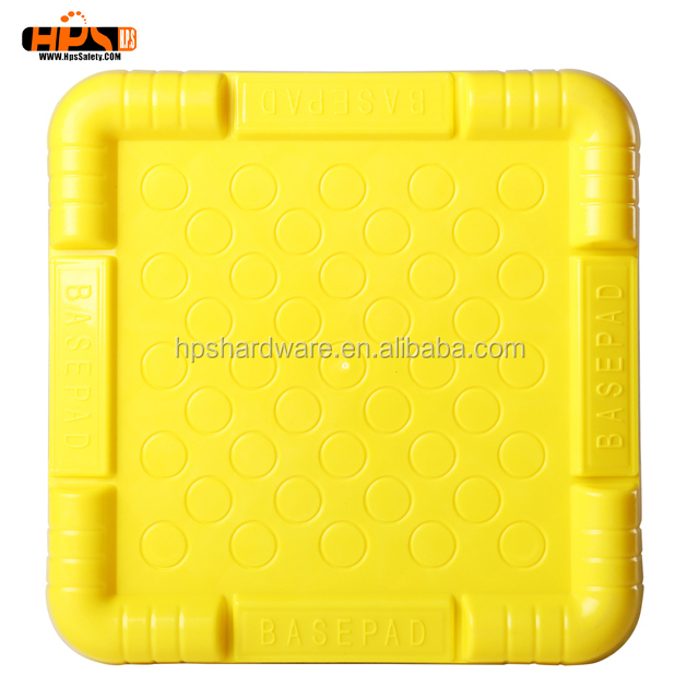 Best Quality Yellow Color Scaffold Base Plate For Scaffolding