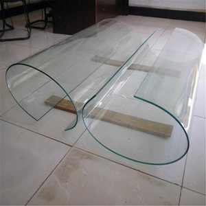 Top quality curved glass windows