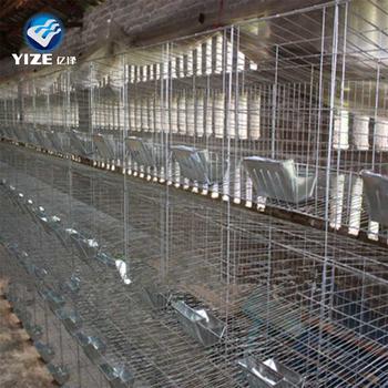 Haute Qualit 233 En M 233 Tal Lapin Clapier Cages De Lapin Bon