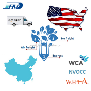 America FBA Amazon Sea Shipping Agent to Hoston China Warehouse Consolidation Container Transport