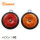 12volt 24v High Low Multi-Tone Electric Horn Double Motorcycle Car Seger Horn/Auto Car Disk Horn