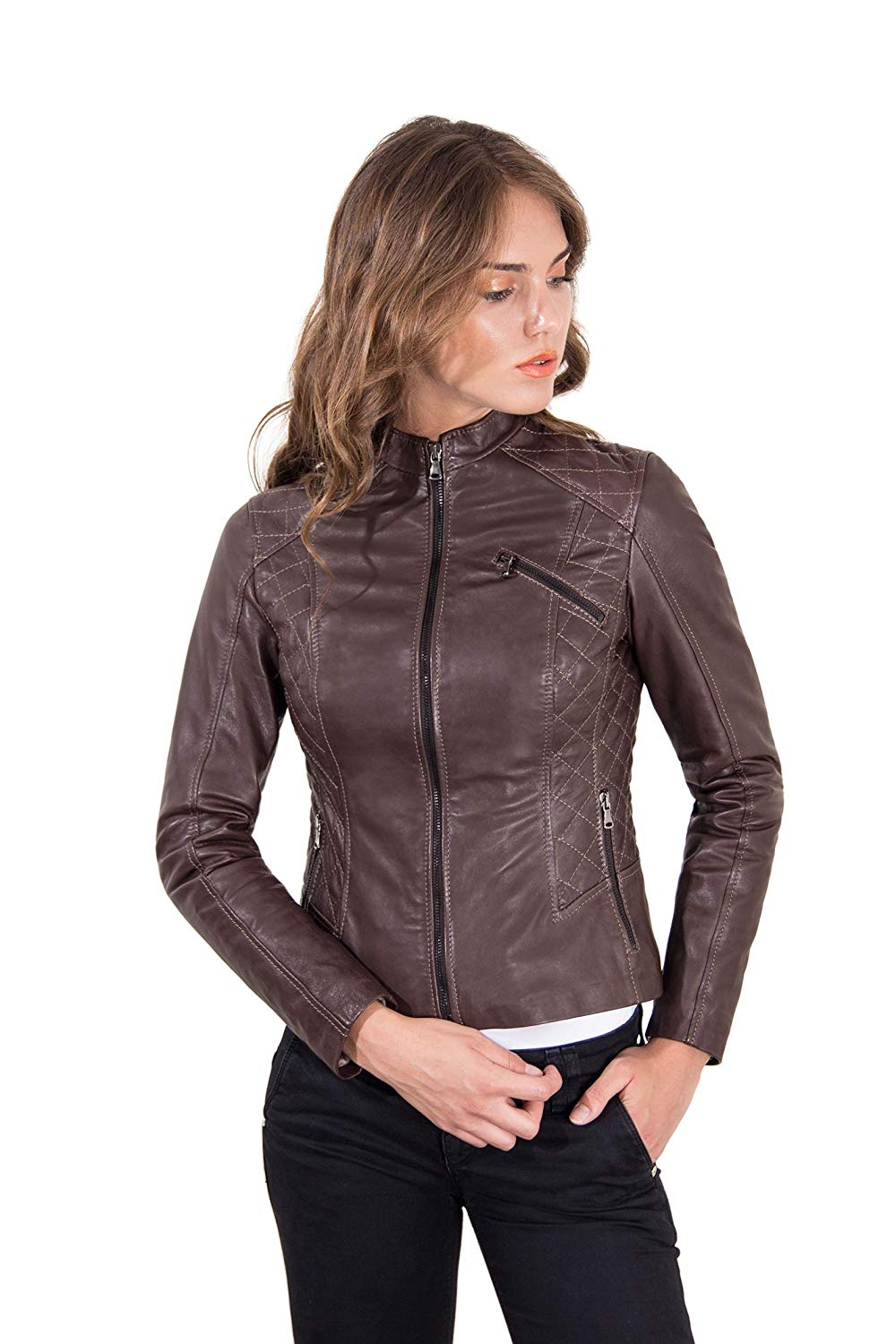 Cheap Quilted Leather Moto Jacket Find Quilted Leather Moto Jacket