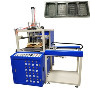 Price thermoforming machines for plastic blister food box making