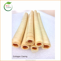 Halal Collagen Edible food casings at factory price