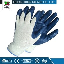 Made In China Knitted Craft Nitrile Medical Gloves