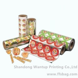 Outside Bopp Cereal Bar Packaging Film For Auto Packaging