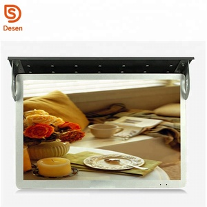 21.5 inch lcd Monitor Usb Media Player For Advertising Lcd Car/taxi/bus Advertising Player Lcd Bus Ad Monitor
