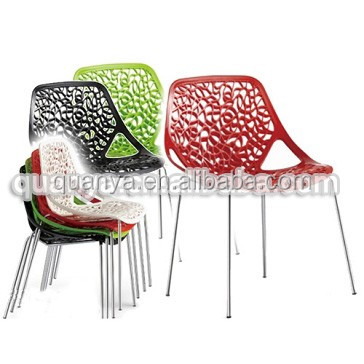 imaginative design rattan plastic dining chair