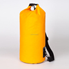 Top Quality Durable 500D Custom Logo Printing waterproof dry bag with shoulder straps for outdoor sport