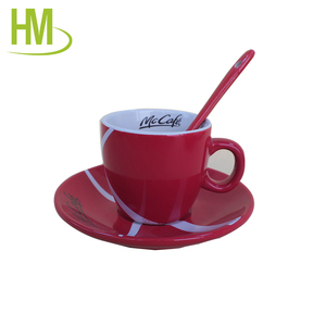 luxury ceramic breakfast dinnerware set cup and saucer