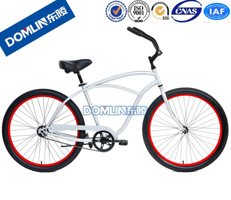 DOMLIN With 19 years manufacturer 26 beach cruiser bicycle frames