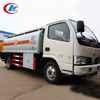 DONGFENG 95hp 3 ton fuel bowser mini tank truck oil tank vehicles