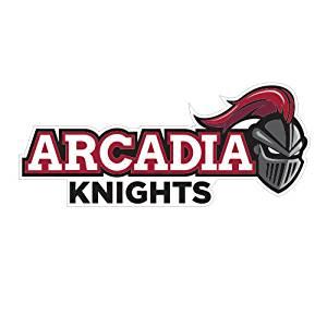 Arcadia Large Magnet 'Official Logo'